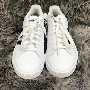 Adidas   Men's Grand Court Base Shoe   White